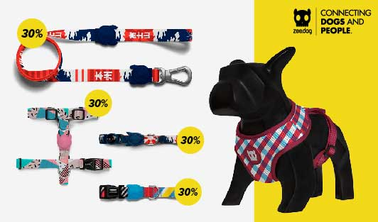 Promoções Zee.Dog - Ver Mais-  Waggyn - Online Pet Shop