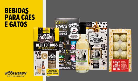 Woof Brew- Ver Mais-  Waggyn - Online Pet Shop